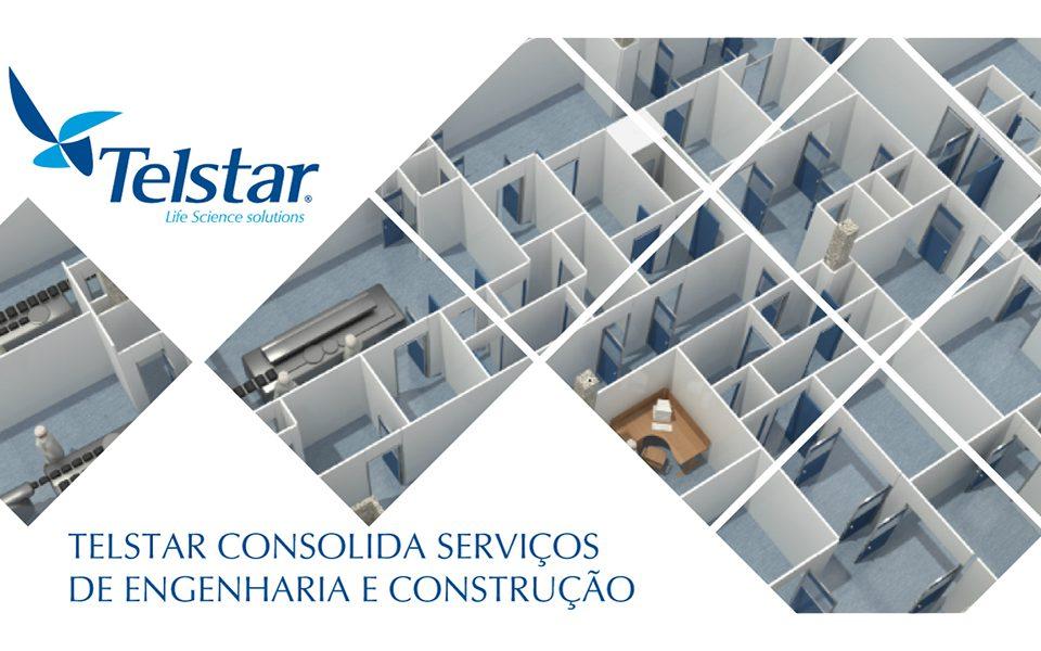 Telstar Consolida Serviços de Engenharia e Construção